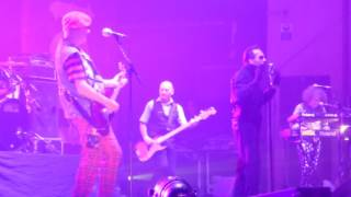 The Damned - Stranger on the Town - Brixton Academy - 26 November 2016