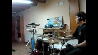 Time goes on - Story of the Year (Drum cover)