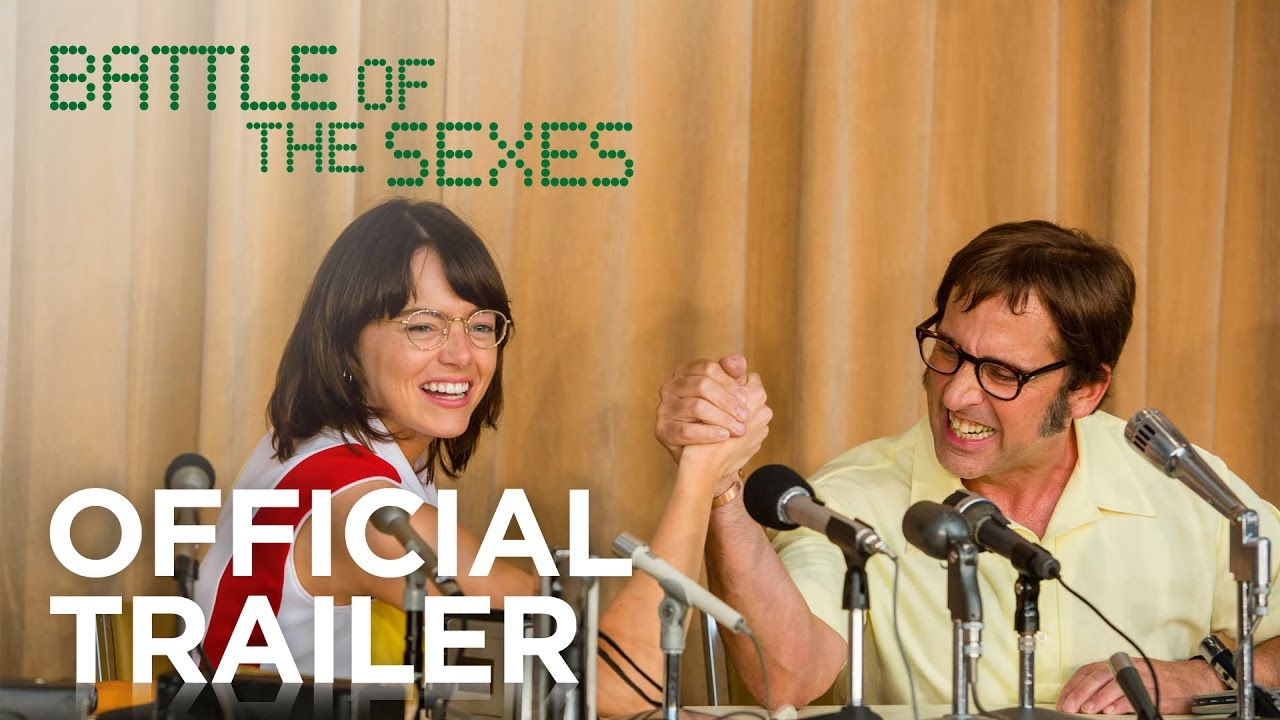 Trailer för Battle of the Sexes
