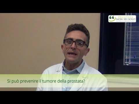 Ciò che ha causato la prostata