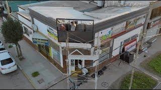 Nueva instalación pantalla LED 3x2 P10 en la localidad de Escobar.