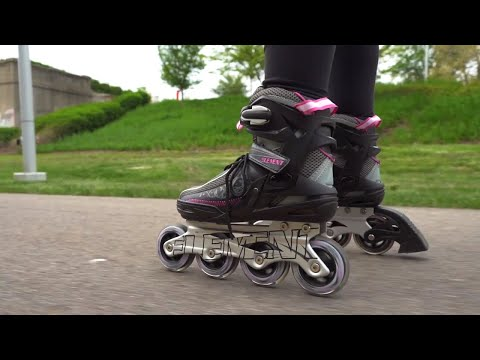 Video: 5th Element Lynx LX Womens Inline Skates - by Inlineskates.com