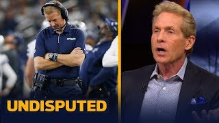 Skip Bayless believes his Cowboys will fall to Chicago on Thursday Night Football | NFL | UNDISPUTED