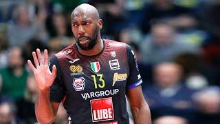 Volleyball King - Robertlandy Simon Aties |Spike - 389cm|