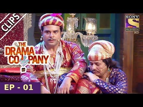 Manjhi The Mountain Man Meets AKbar - The Drama Company - 16th July 2017