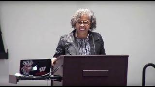 "Gloria Ladson-Billings: ""Hip Hop, Hip Hope: (R)Evolution of Culturally Relevant Pedagogy"""