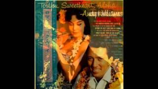 Andy williams original album collection  Vol.1 ave maria 収録バージョン。
