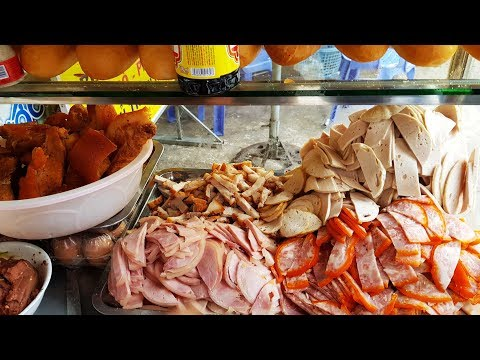 Vietnamese Street Food  Journey To Ho Chi Minh - Cheapest Street Food Around the World
