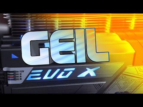 GeIL Evo X RoG 3000MHz 16GB DDR4 Memory Review