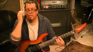 Stryper -  Makes Me Wanna Sing - Guitar Lesson by Mike Gross
