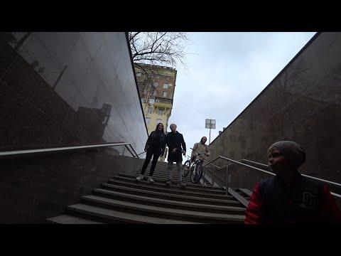 """Влог/В Москве/ТЦ""""Мозаика""""/Накупили сладостей/Напитки из Японии"""
