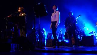 Tired Pony - Ravens and Wolves, 14.9.2013 Barbican Centre London