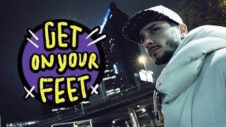 """👟👟 """"Get On Your Feet"""" - Hip-Hop Dance Doku über THE.K"""