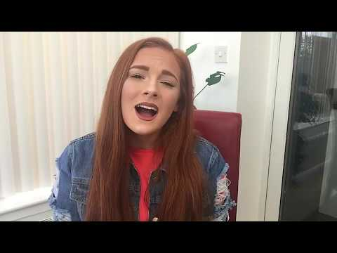 FALL IN LINE - Christina Aguilera ft. Demi Lovato LIVE Cover by Red