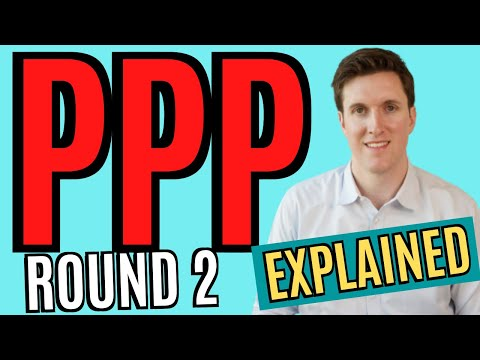 PPP Round 2 Explained:  PPP Update, Paycheck Protection Program OPENING