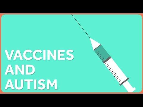 Očkování nezpůsobuje autismus