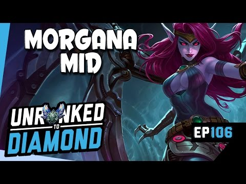 magasin d'usine 5798f 1b607 HOW TO PLAY MORGANA Mid | Diamond Commentary | Bewitching ...