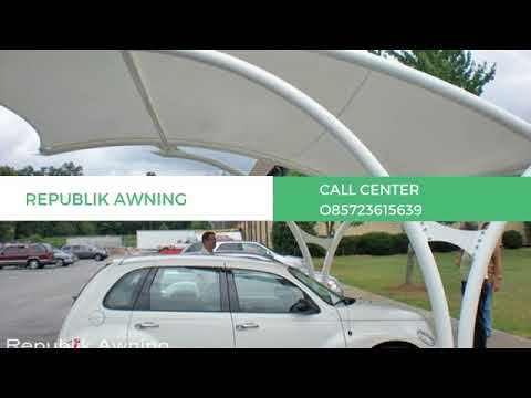 Tenda Membrane Jakarta Sinarjaya Canopy Video Index Music