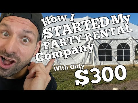 , title : 'How To Start A Party Rental Company - My Event Rental Business Plan