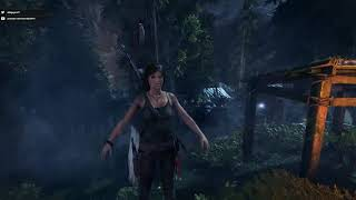 Rise of the Tomb Raider - WUT?