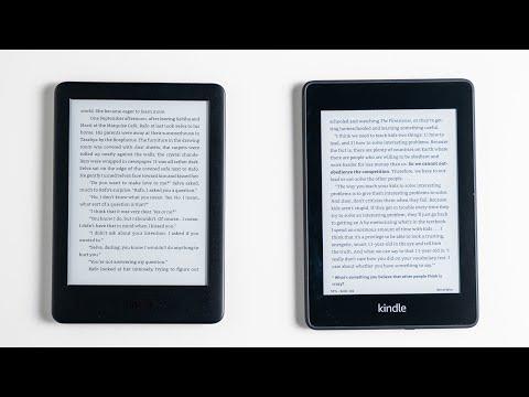 Amazon Kindle 2019 & Kindle Paperwhite Test & Vergleich | Deutsch