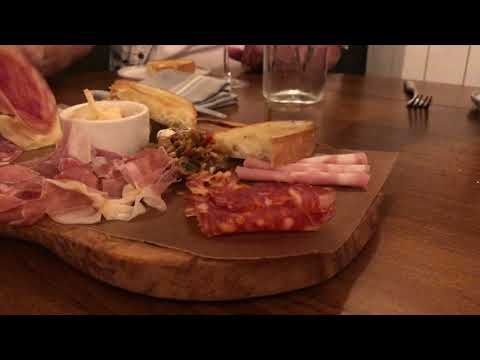 Wolfgang Puck Bar & Grill Food Review