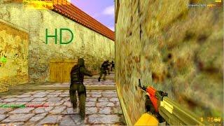 Как Про играет на паблике - CS 1.6 ★ Лучшие моменты - юмор и приколы в Counter Strike 1.6