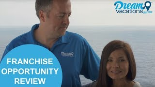 Dream Vacations Travel Franchise Review - Sue Commesso And Doug St. Clair