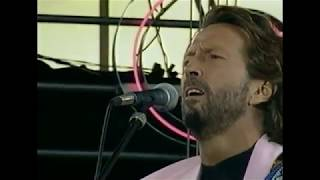 """ERIC CLAPTON - """"Sunshine Of Your Love"""" Live at Knebworth 1990 (HQ)"""