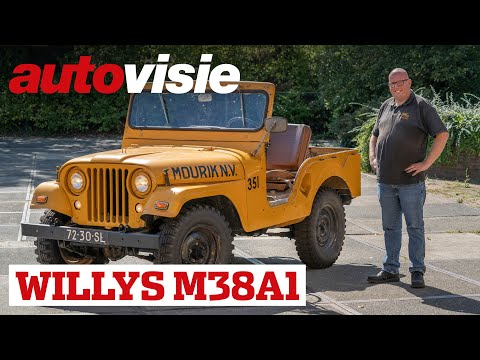 Willys M38A1 (1957) | Uw Garage | Autovisie