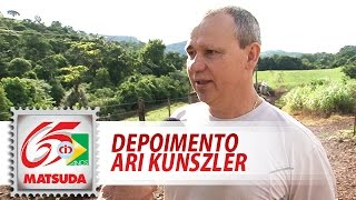preview picture of video 'Depoimento Ari Kunszler (Cabanha Pingo de Leite)'