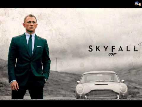 Adele - Skyfall (version instrumental)