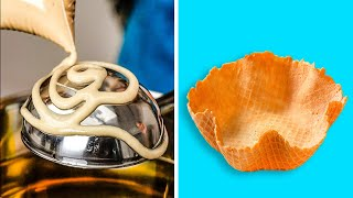 35 UNBELIEVABLE KITCHEN INVENTIONS AND YUMMY MEALS HACKS