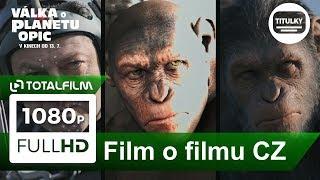 Válka o planetu opic (2017) film o filmu CZ HD