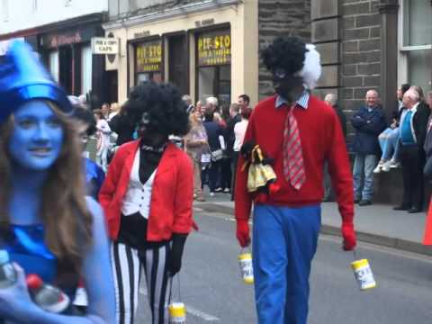 Golliwogs On Parade In Wick! Mp3