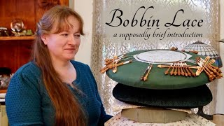 An Introduction To Bobbin Lace