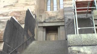 preview picture of video 'das Völkerschlachtdenkmal in Leipzig - Panorama über der Stadt - gesehen von Thilo'