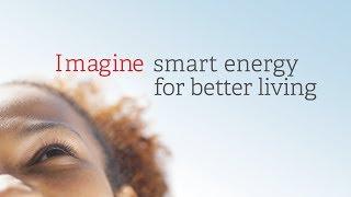 Imagine smart energy for better living