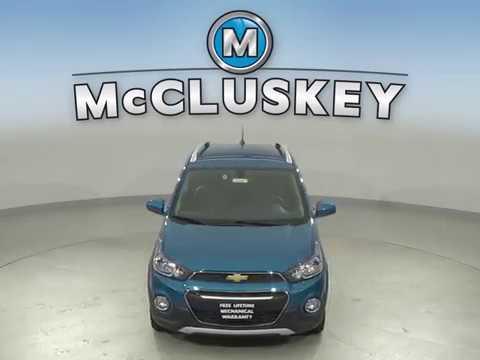 New 2019 Chevrolet Spark ACTIV