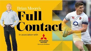 video: Brian Moore's Full Contact podcast: Kyran Bracken - England got carried away with NZ win