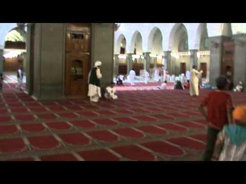 Адыги в первой мечети Ислама.Мечеть Куба