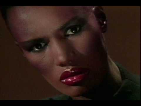 GRACE JONES   -   The Hunter Gets Captured By The Game