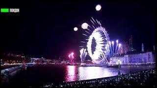 Новый 2018 год в огнях фейерверка: как в разных городах мира встретили праздник салютами