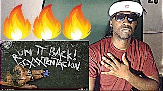 A BANGER! XXXTENTACION & Craig Xen   RUN IT BACK! (Audio) REACTION