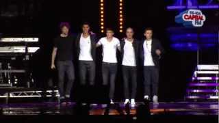The Wanted - 'Glad You Came' (Live Performance, Jingle Bell Ball 2012)