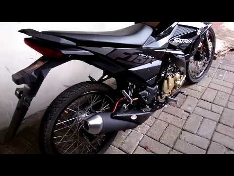 Video All New Satria F modif Ringan Jari2