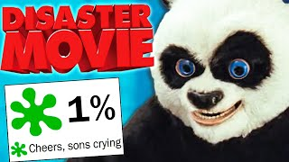 The Lowest Rated Movie EVER (Disaster Movie)
