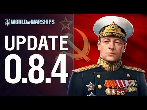 World of Warships - Soviet Battleships Set Sail