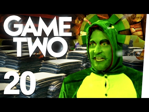 Game Two #20 | Yooka Laylee, Top 10 Eastereggs, Franz Kafka Game, Wünsch dir was: Advance Wars