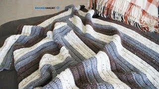 How To Crochet An Afghan